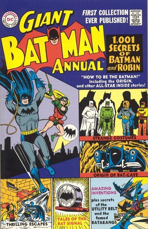 Batman – Annuals #1 – 28 (1961-2011)