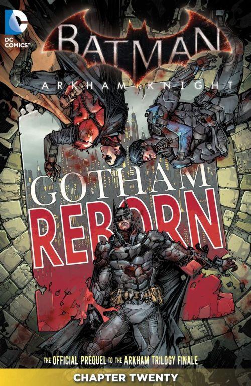 Batman – Arkham Knight #19 – 20