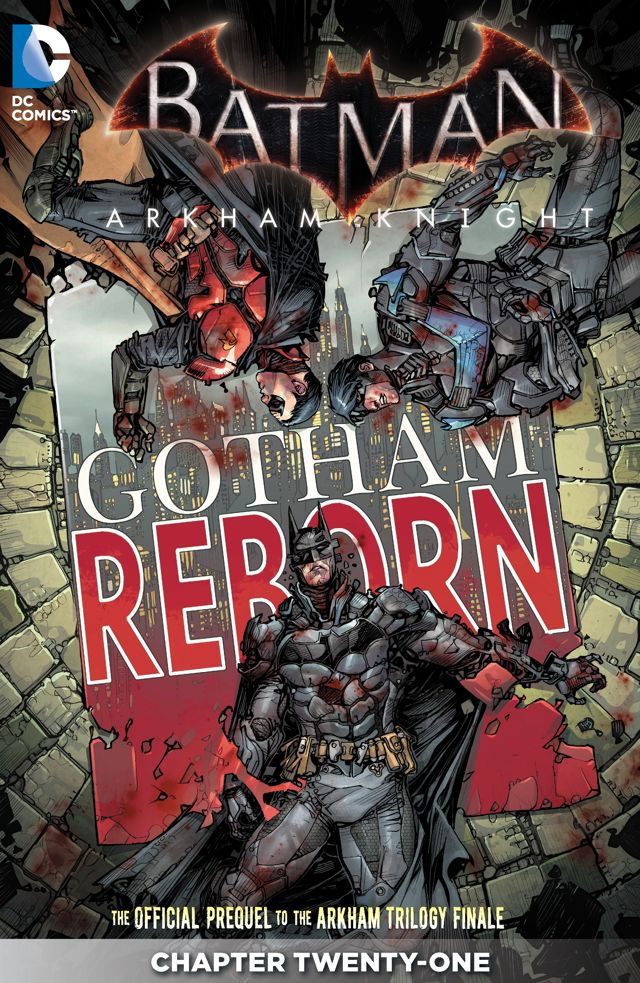 Batman – Arkham Knight #21