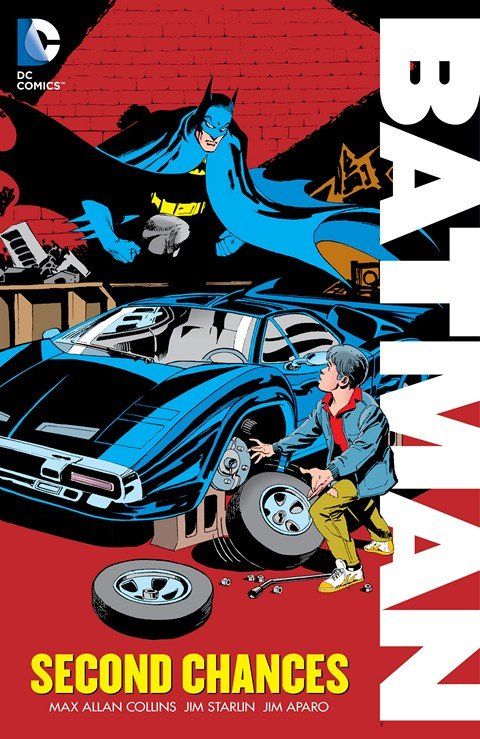 Batman – Second Chances (TPB)