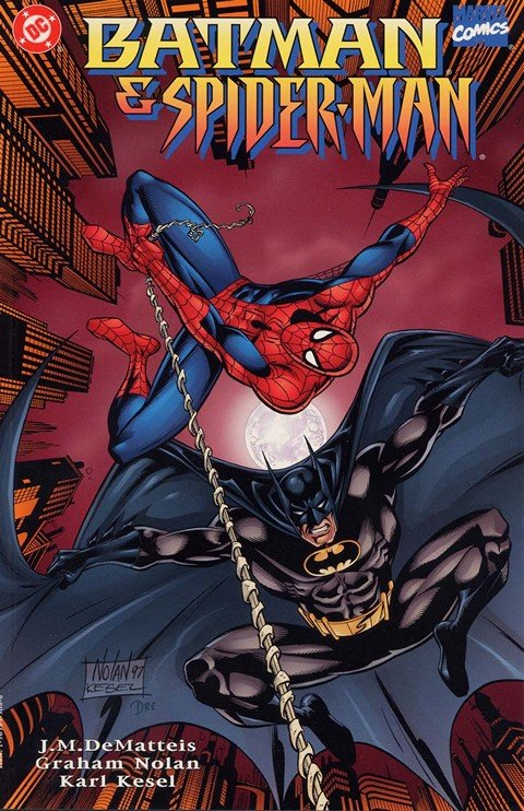 Batman & Spider-Man – New Age of Dawning