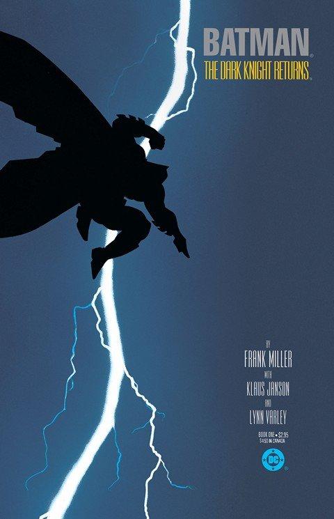 Batman – The Dark Knight Returns #1 – 4 (1986)
