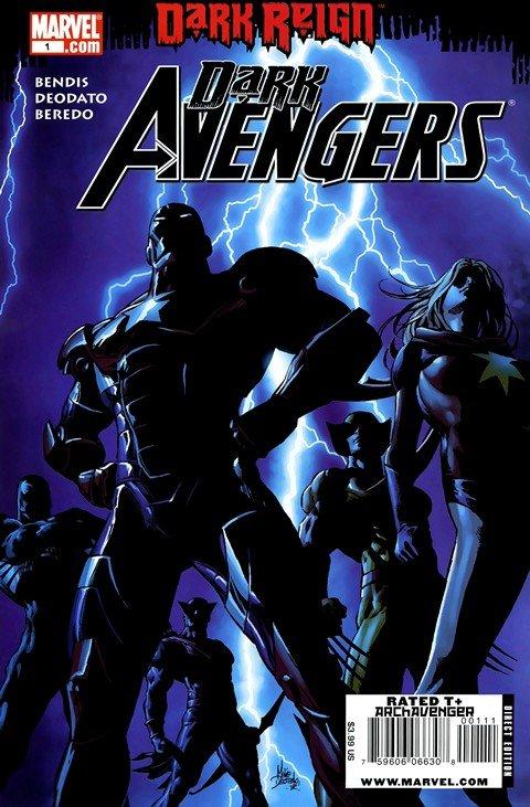 Dark Avengers #1 – 16 + 175 – 190