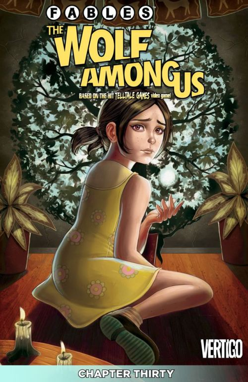 Fables – The Wolf Among Us #30
