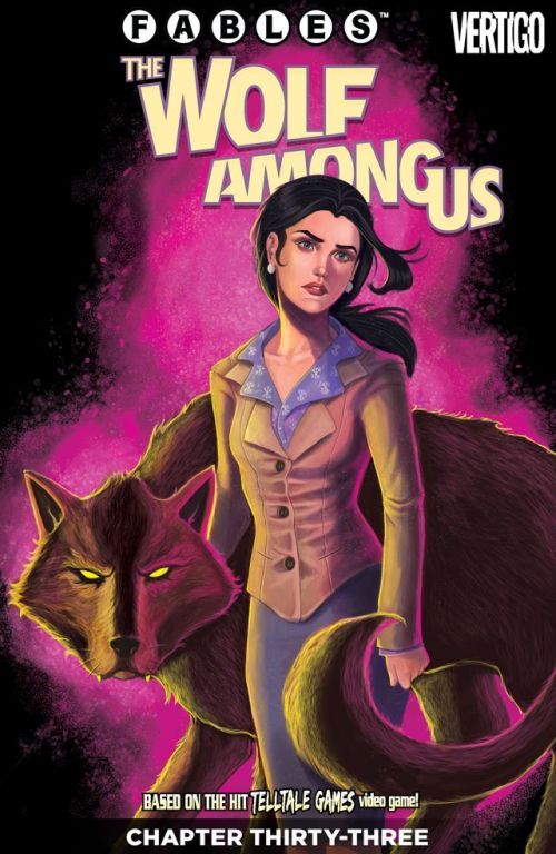 Fables – The Wolf Among Us #33