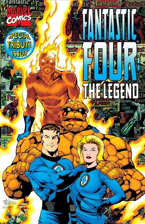 Fantastic Four – The Legend