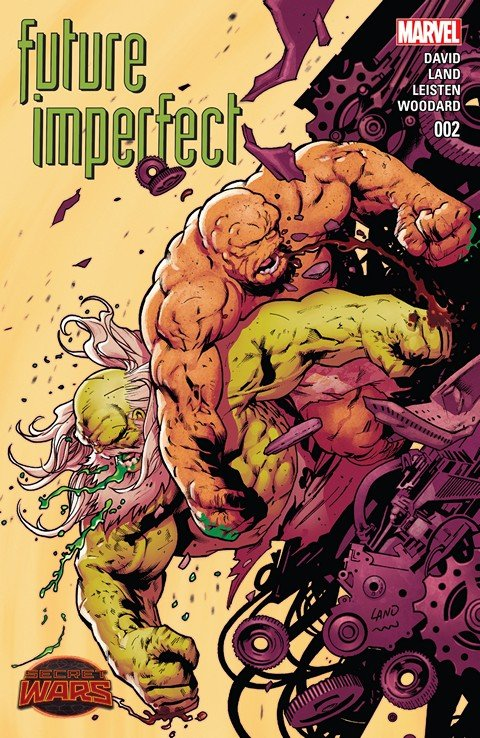 Future Imperfect #2