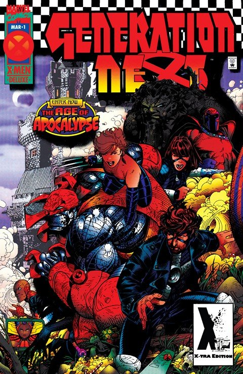 Generation Next #1 – 4 (1995)