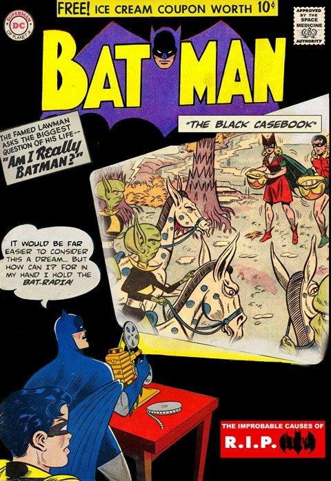 Grant Morrison's Batman Run (Pre New 52)