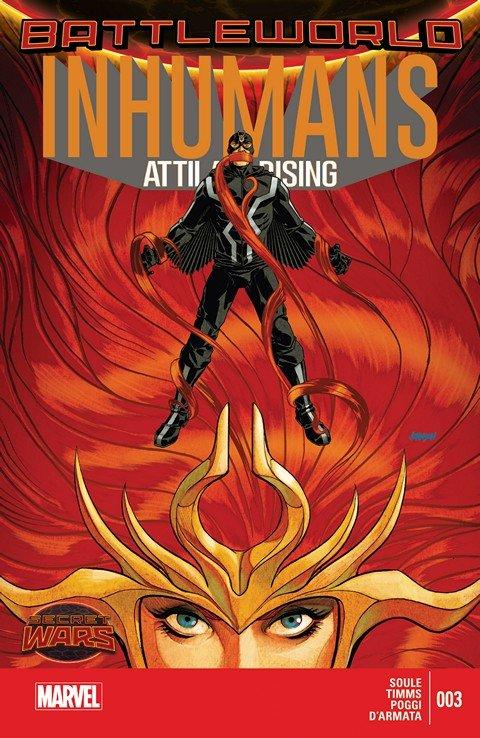 Inhumans – Attilan Rising #3
