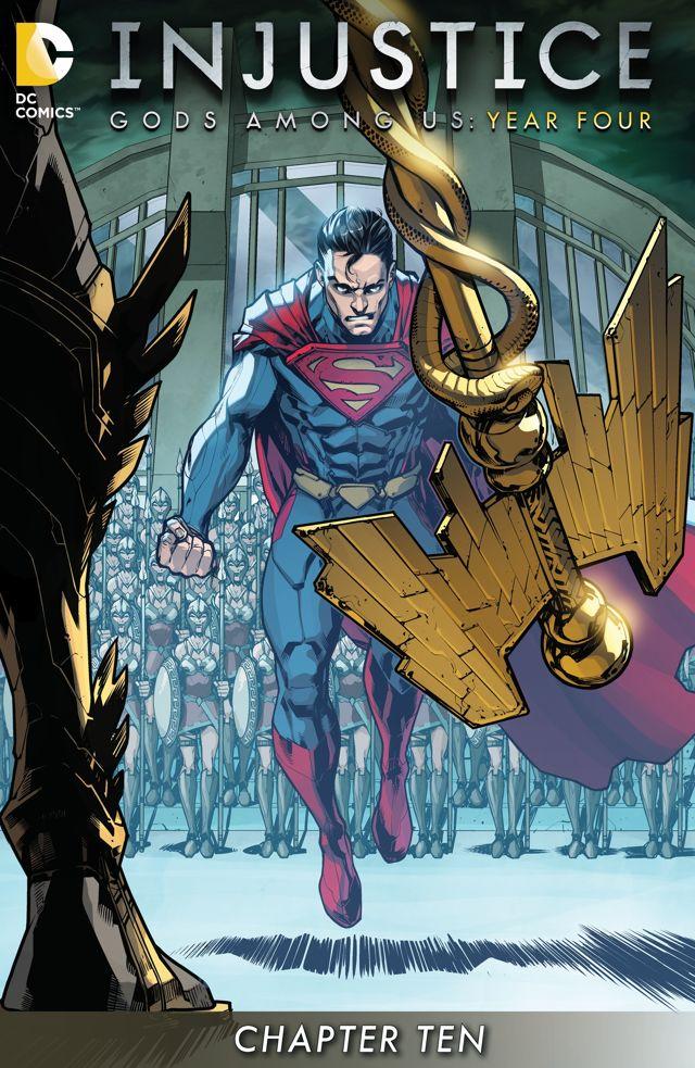 Injustice – Gods Among Us – Year Four #10