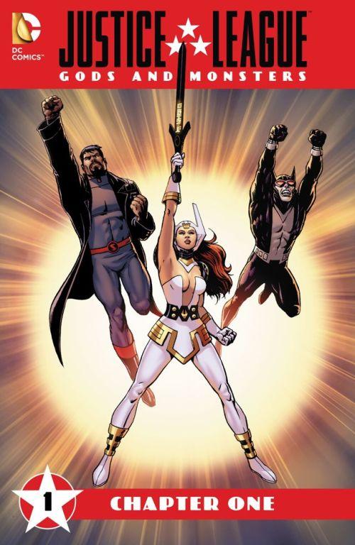 Justice League – Gods & Monsters #1