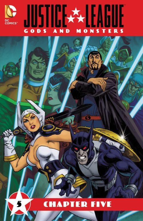 Justice League – Gods & Monsters #5