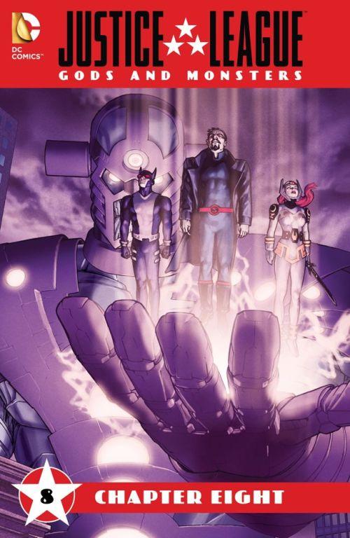Justice League – Gods & Monsters #8
