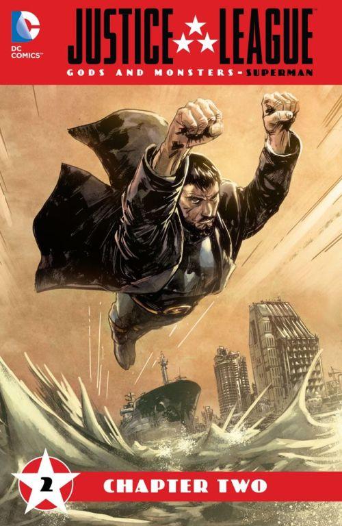 Justice League – Gods & Monsters – Superman #2