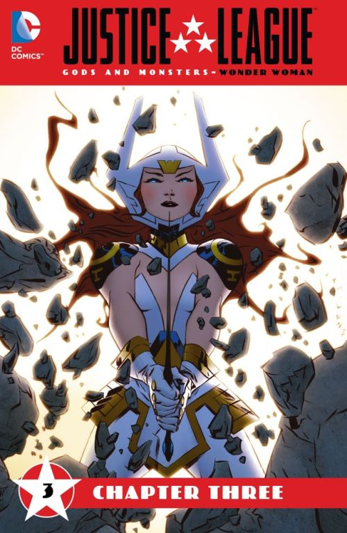 Justice League – Gods & Monsters – Wonder Woman #3