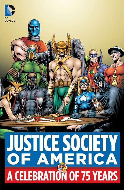 Justice Society of America – A Celebration Years (TPB)