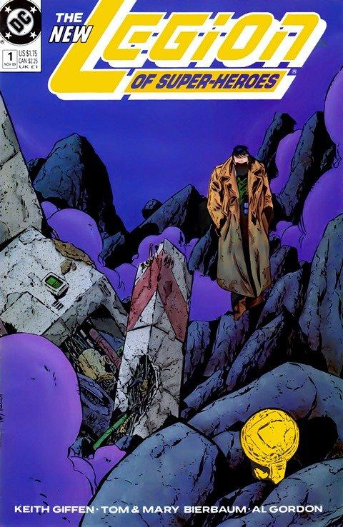 Legion of Super-Heroes Vol. 4 (#1 – 50 + Annual)