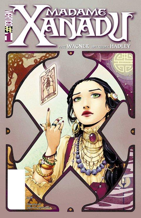 Madame Xanadu #1 – 29 (2008-2011)