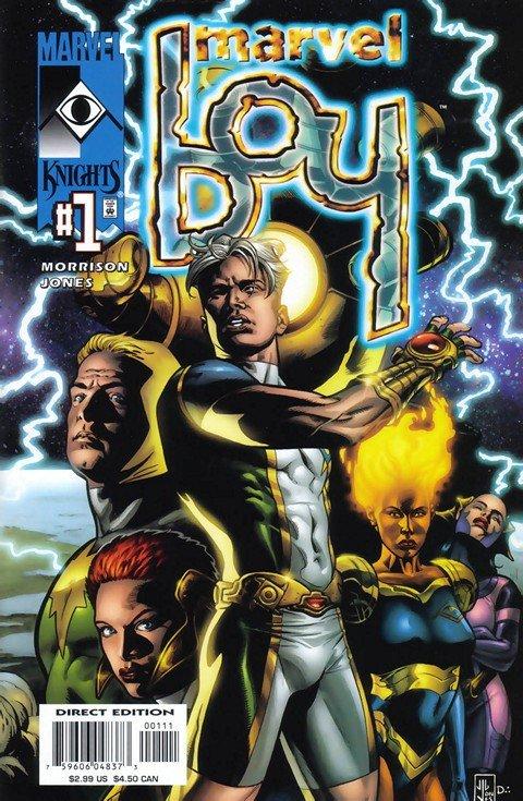 Marvel Boy #1 – 6
