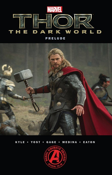 Marvel's Thor – The Dark World Prelude