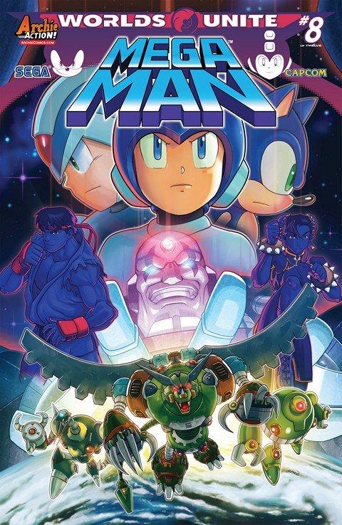 Mega Man #50 – 51