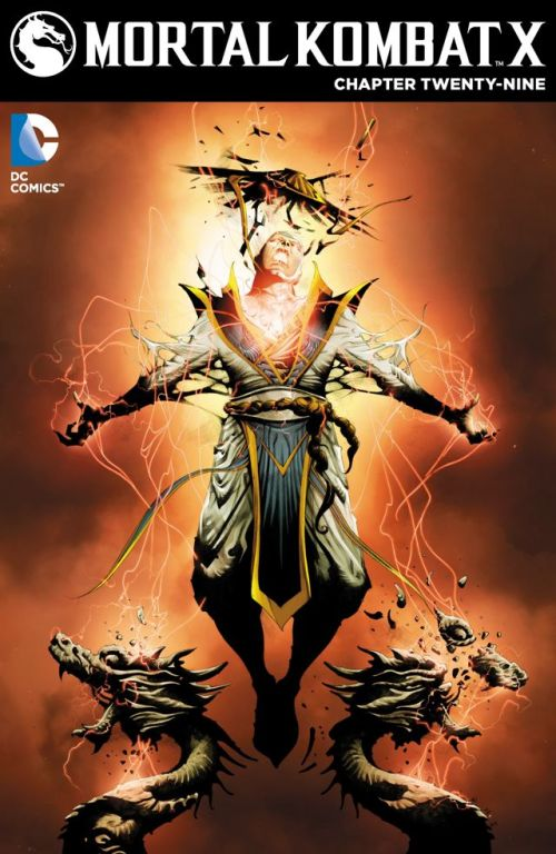 Mortal Kombat X #29