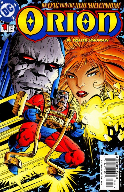 Orion #1 – 25 (2000-2002)