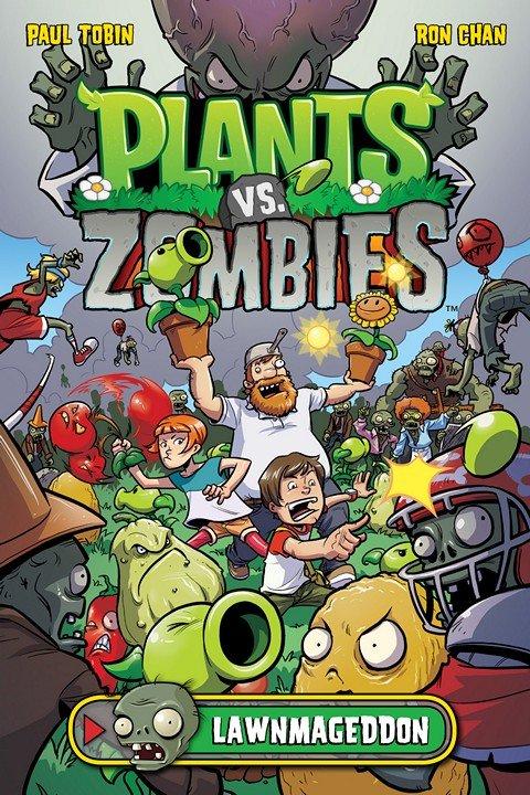 Plants vs. Zombies – Lawnmageddon