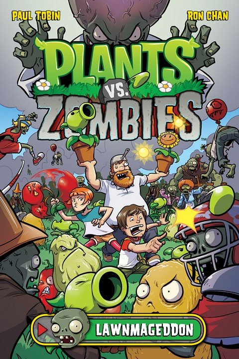 Plants vs. Zombies – Lawnmageddon