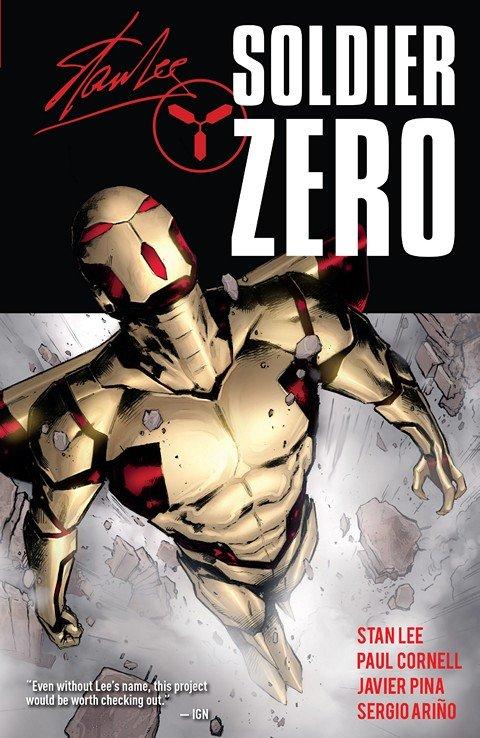 Soldier Zero Vol. 1 – 3 (TPB)
