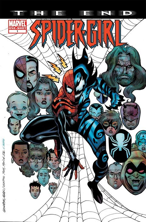 Spider-Girl – The End! #1