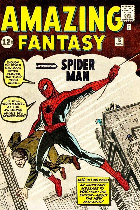 Spider-Man Origins