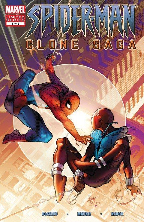Spider-Man – The Clone Saga #1 – 6 (2009-2010)