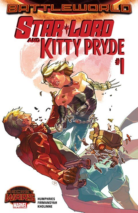 Star-Lord and Kitty Pryde #1