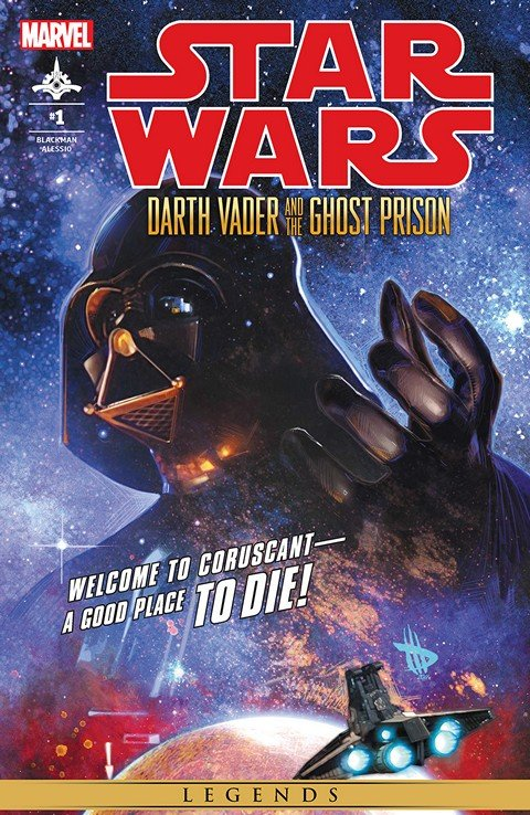 Star Wars – Darth Vader And The Ghost Prison #1 – 5