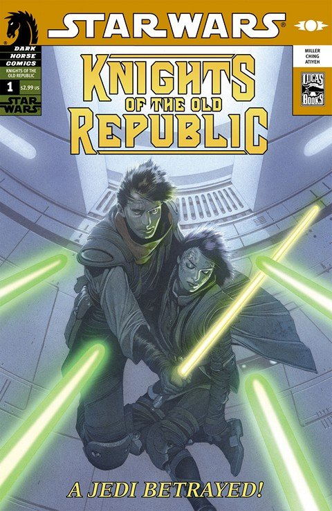 Star Wars – Knights of the Old Republic #0 – 50
