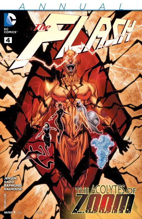 The Flash Vol. 4 Annual #4