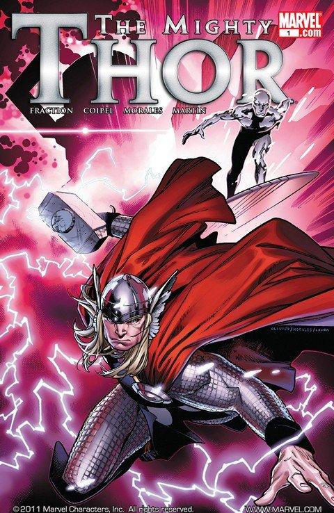 The Mighty Thor Vol. 2 #1 – 22 + TPB Vol. 1 – 3 (2011-2012)