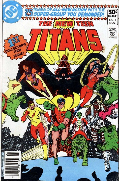 The New Teen Titans (Collection) (1980-1996)