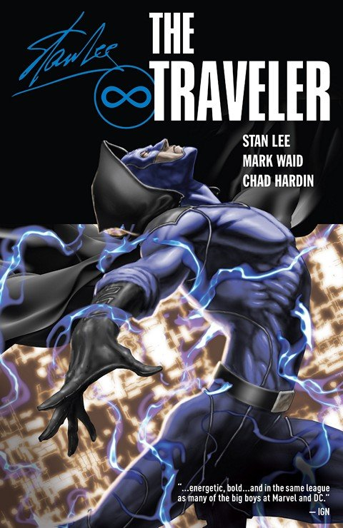 The Traveler Vol. 1 – 3 (TPB) (2011-2012)