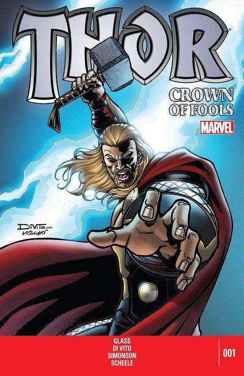 Thor – Crown of Fools #1