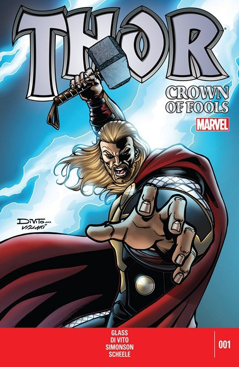 Thor – Crown of Fools #1
