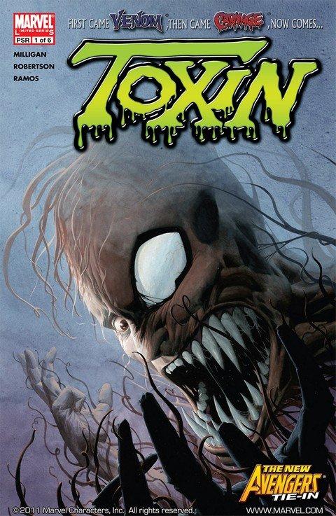 Toxin #1 – 6 (2005)