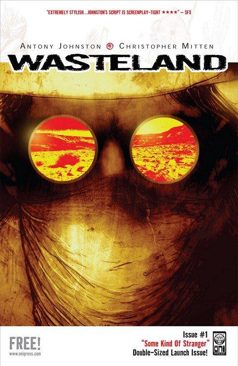 Wasteland #1 – 60 (2006-2015)