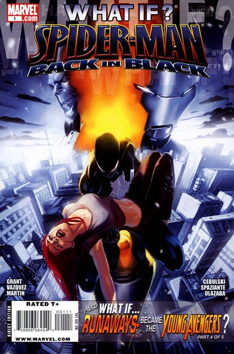 What If – Spider-Man Back in Black #1