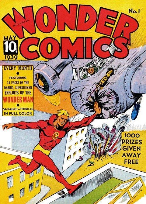 Wonder Comics #1