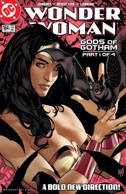 Wonder Woman – Paradise Lost