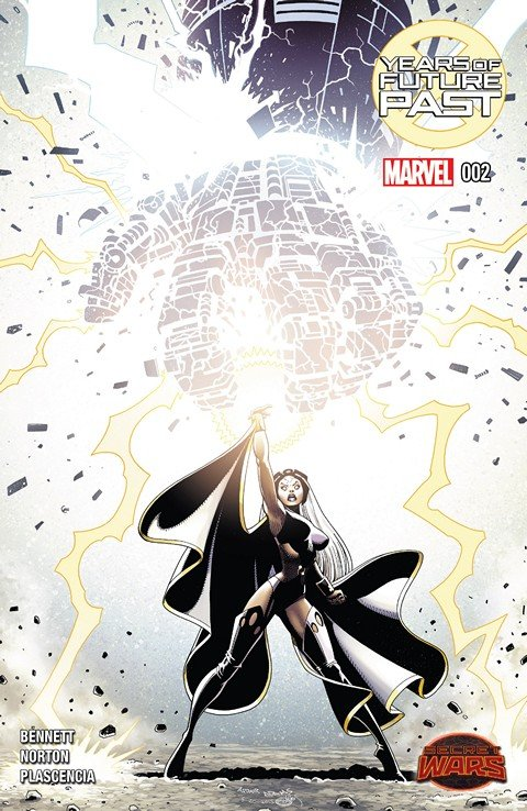 Years of Future Past #2