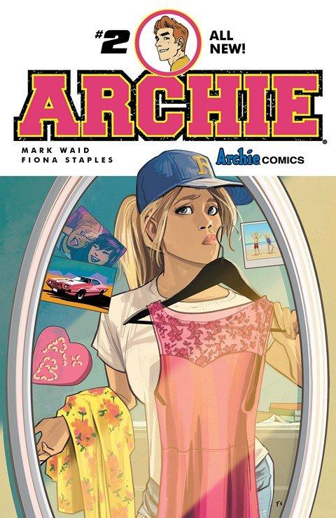 Archie #1 – 2